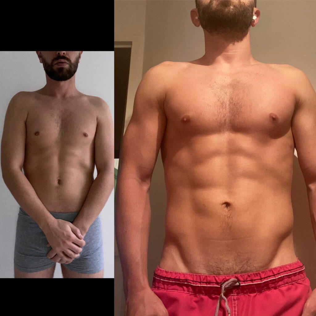 Vegan Fitness Coaching - Vegan Transformation