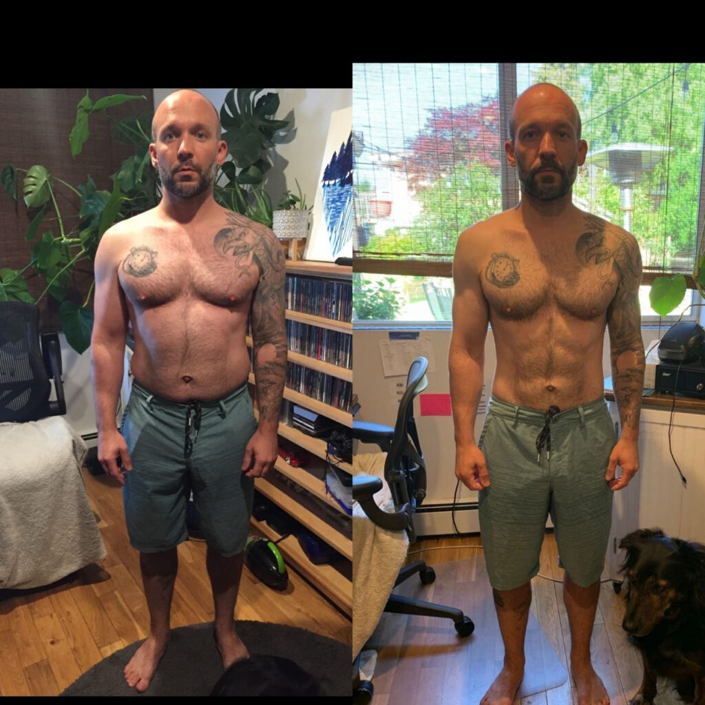 Vegan Transformation - Vegan Fitness Coaching