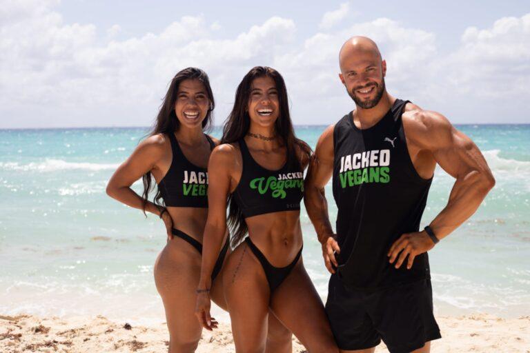 Jacked Vegan Team